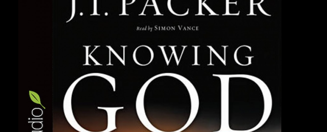 Knowing God J.I. Packer study